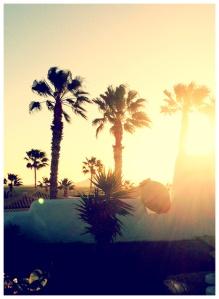 Sunrise in Tenerife